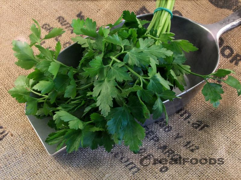 Fresh Flat Parsley ORGANIC