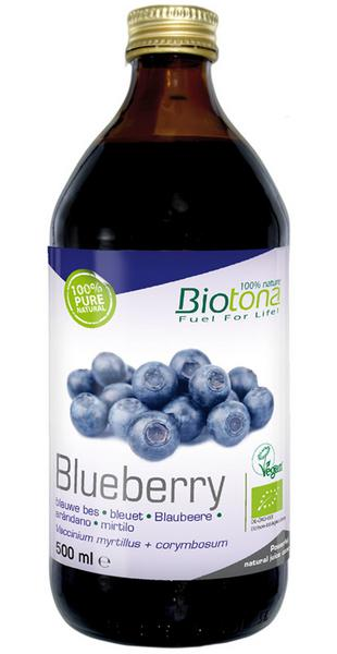 Blueberry Juice Vegan, ORGANIC