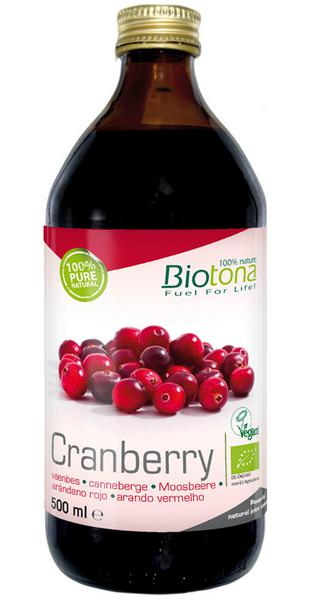 Concentrate Cranberry Juice Vegan, ORGANIC