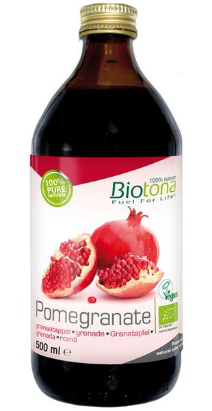 Concentrate Pomegranate Vegan, ORGANIC
