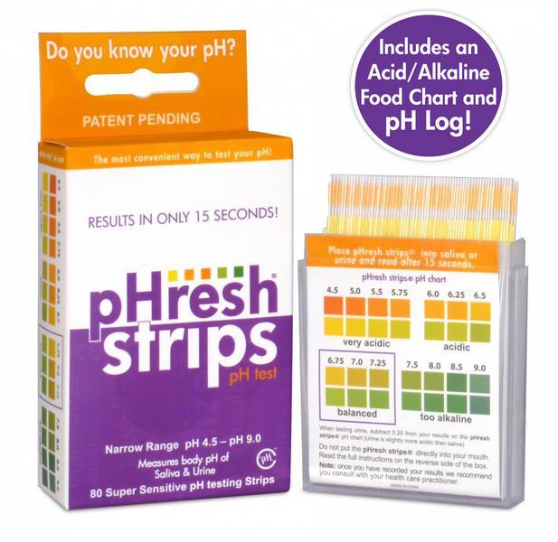 pHresh Strips