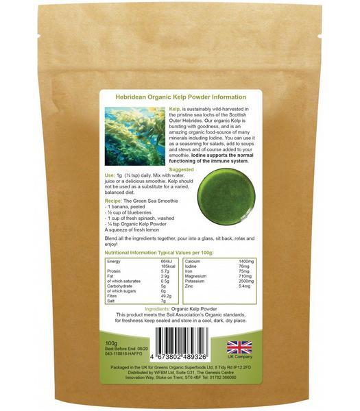 Hebridean Kelp Powder  image 2