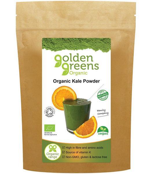 Kale Powder Vegan, ORGANIC