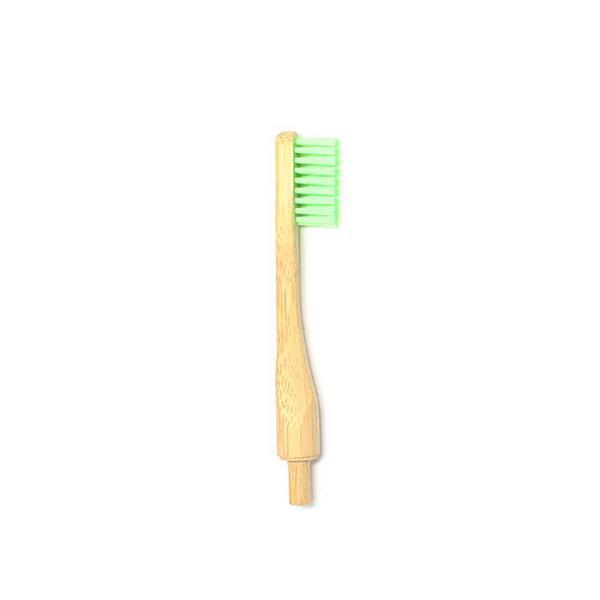 Toothbrush Heads Green Vegan