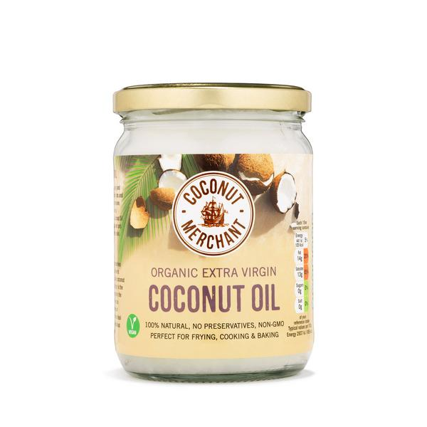 Extra Raw Virgin Coconut Oil Vegan, ORGANIC