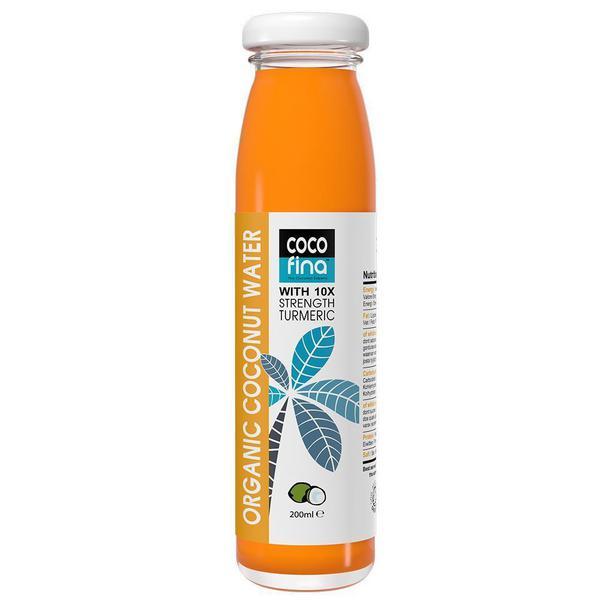 Coconut Water Turmeric Vegan, ORGANIC