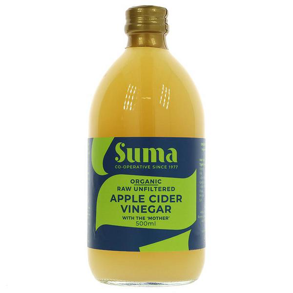 Apple Cider Vinegar Vegan, ORGANIC