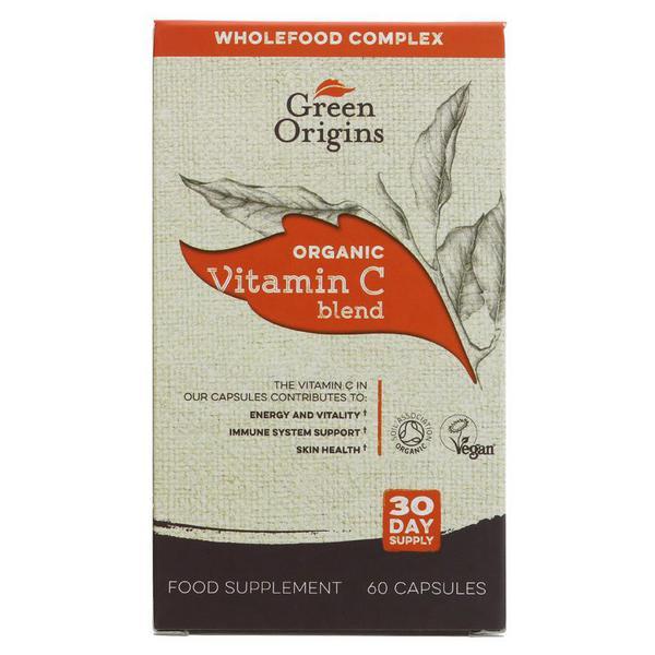 Vitamin C Vegan, ORGANIC