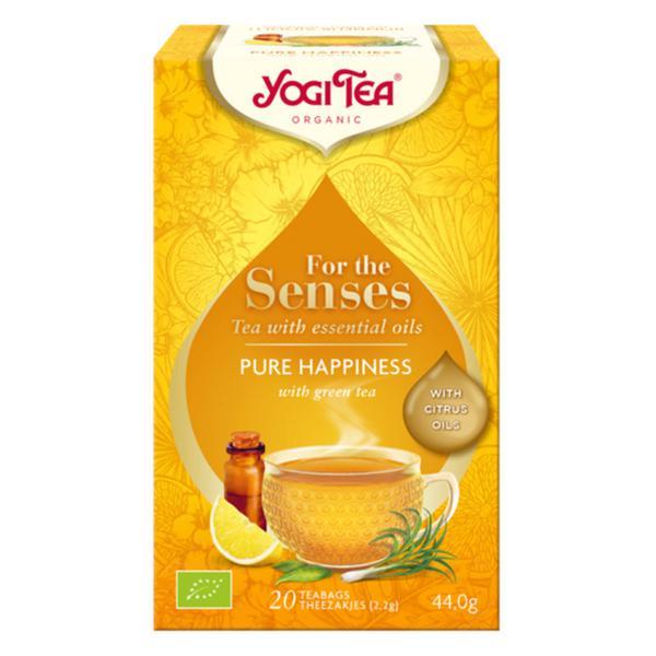 Pure Happiness Tea Vegan, ORGANIC