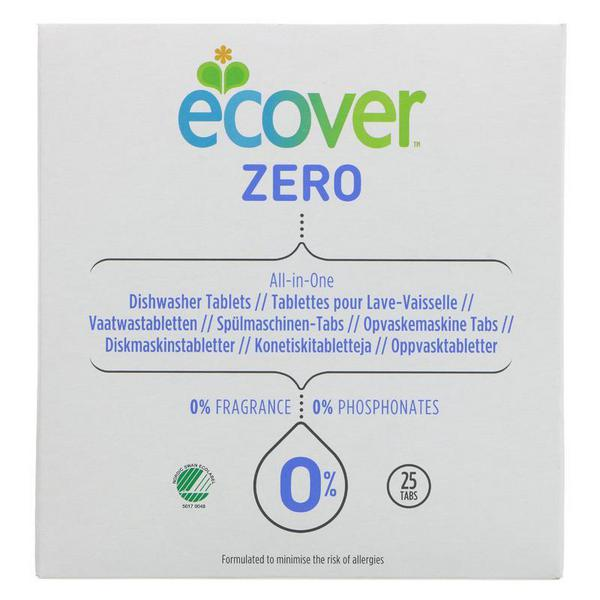 Dishwasher Tablets Zero Vegan