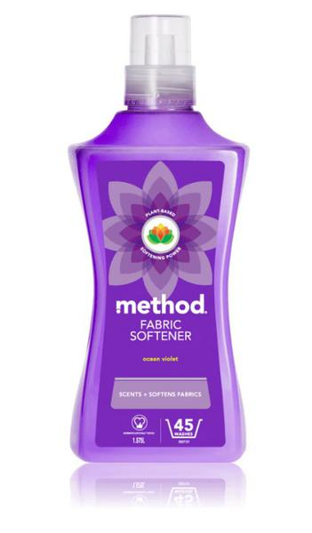 Fabric Conditioner Ocean Violet Vegan
