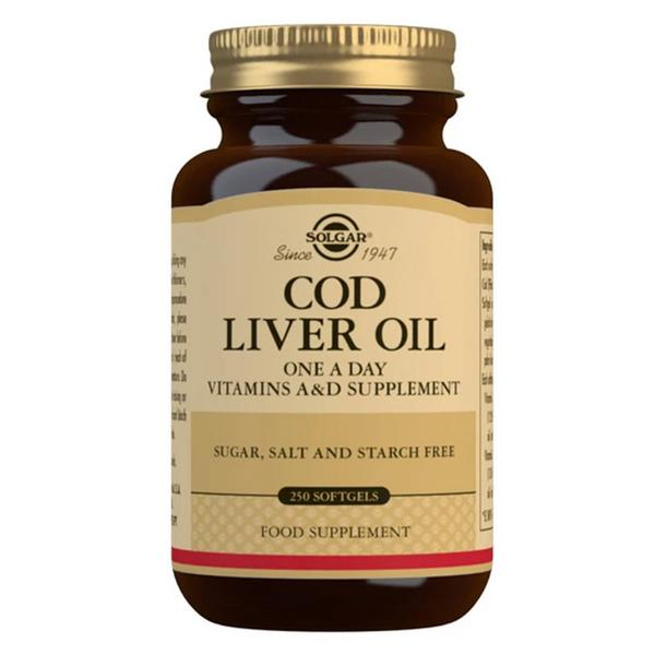 One-a-Day Cod Liver Oil Norwegian