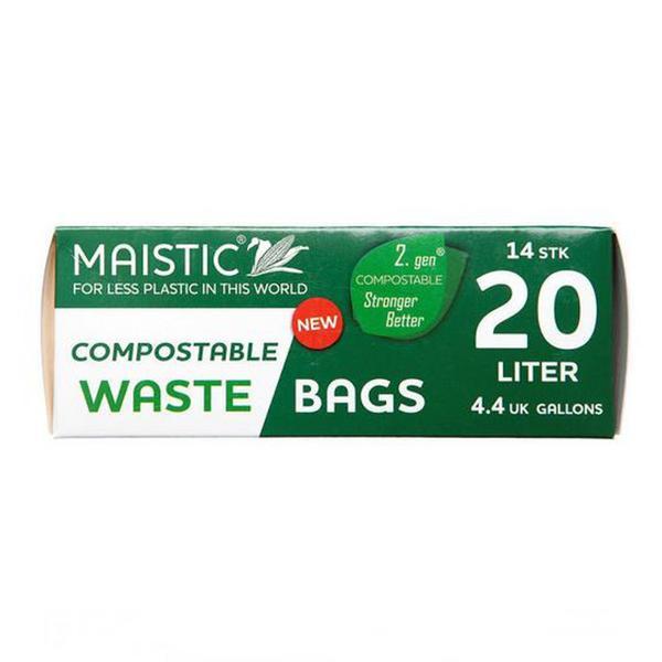 Compostable Waste Bags Vegan