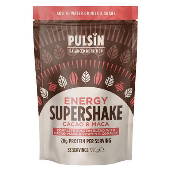 Cacao & Maca Energy Supershake
