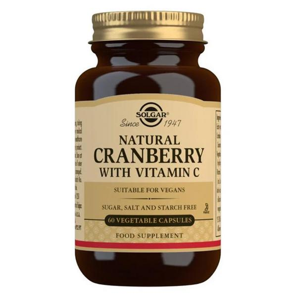 Natural Cranberry Extract with Vitamin C Herbal Product
