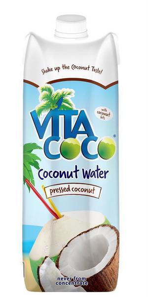 Coconut Water Pressed Vegan