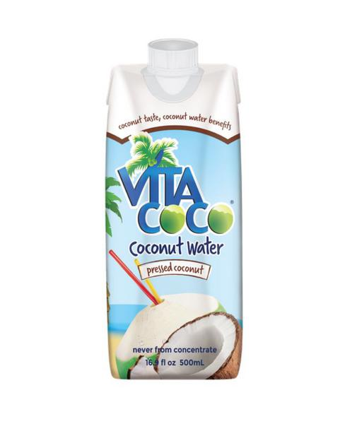 Pressed Coconut Water Vegan