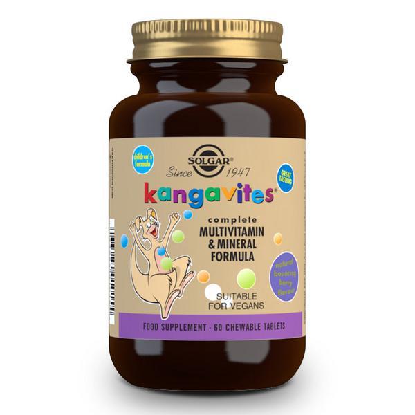Kangavites Bouncin'Berry Multi Vitamins