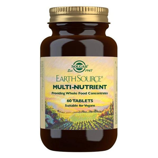 Earth Source Multi Vitamins Vegan