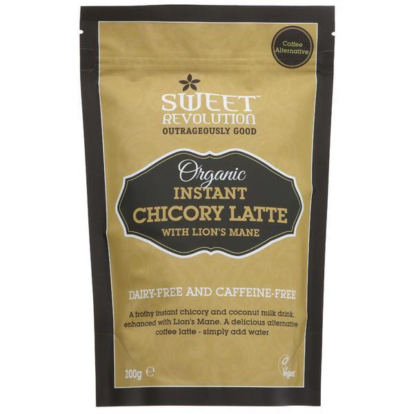 Instant Chicory Latte Vegan, ORGANIC