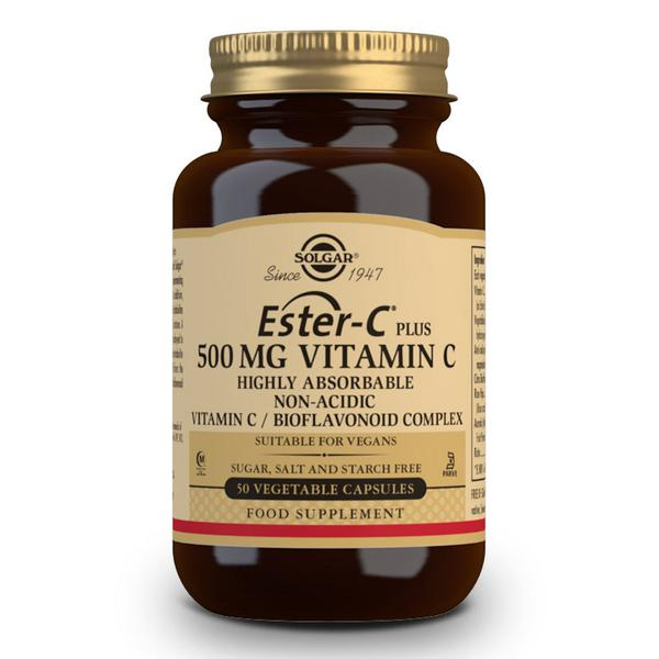 Ester-C Plus Vitamin C 500mg Vegan