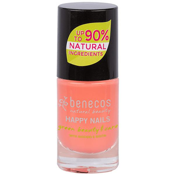Peach Sorbet Nail Polish Vegan