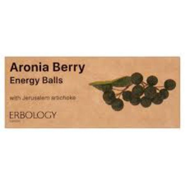 Aronia Berry Energy Balls Gluten Free, Vegan, ORGANIC