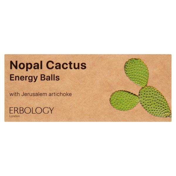 Nopal Cactus & Artichoke Energy Balls Gluten Free, Vegan, ORGANIC