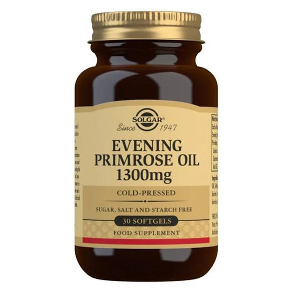 Evening Primrose Oil Essential Fatty Acid 1300mg