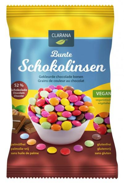 Sugar Coated Chocolate Buttons Gluten Free, Vegan