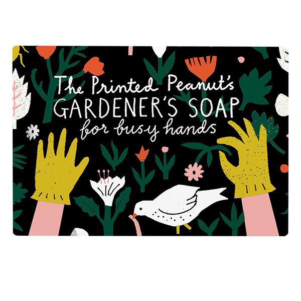 Poppy Seed Gardener's Soap Vegan