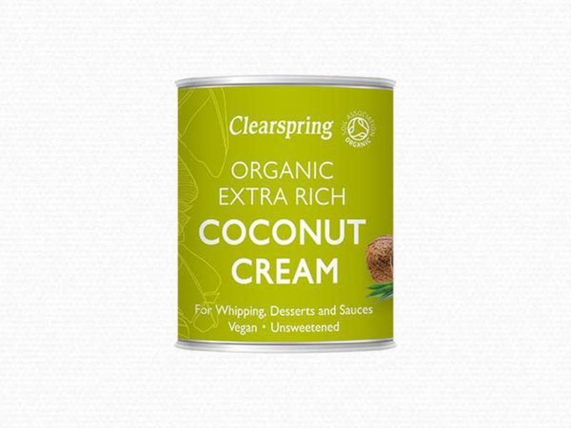 Extra Rich Coconut Cream Vegan, ORGANIC