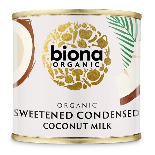 Condensed Sweetened Coconut Milk ORGANIC