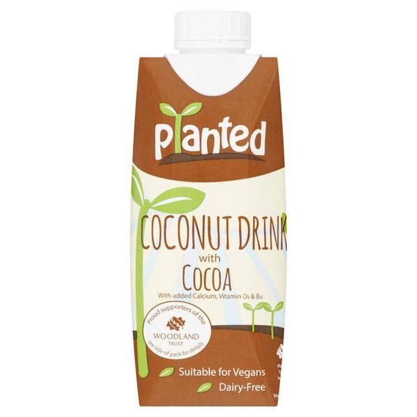 Coconut & Cocoa Drink Vegan