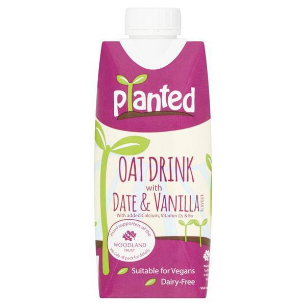 Oat,Date & Vanilla Drink Vegan
