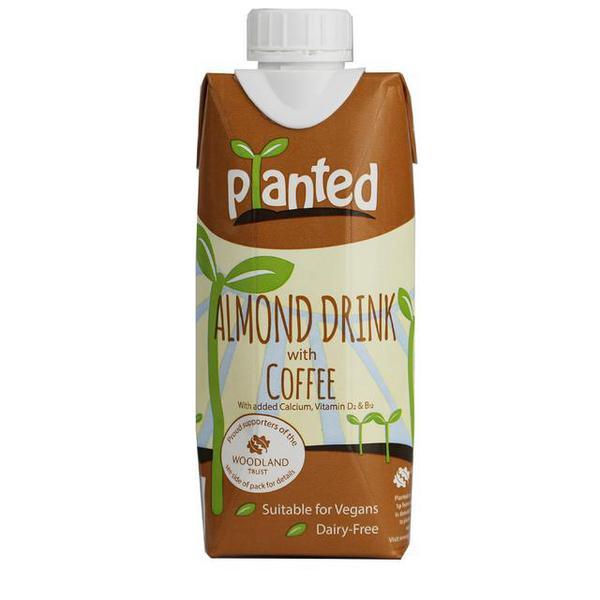 Almond & Coffee Drink Vegan