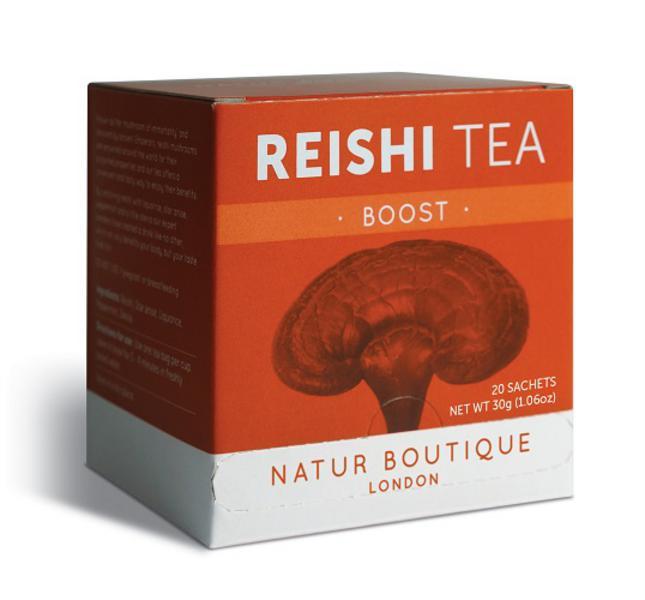 Reishi Mushrooms Tea
