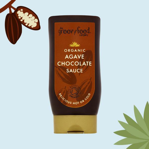 Agave Chocolate Sauce Vegan, ORGANIC