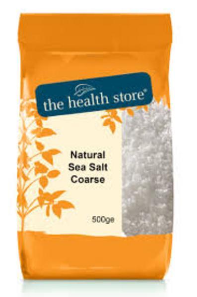 Natural Coarse Sea Salt