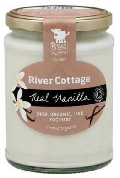 Vanilla Yoghurt ORGANIC