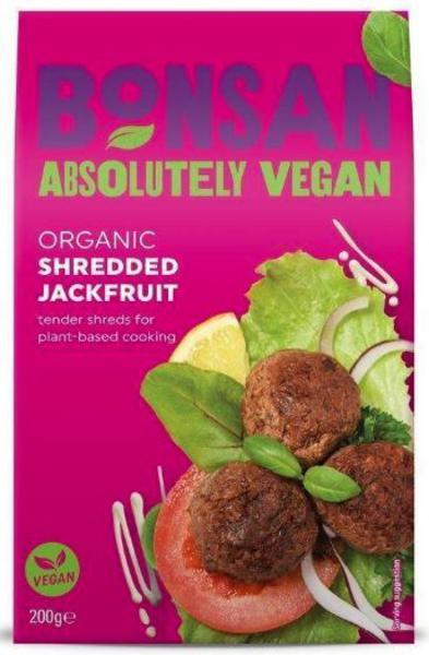 Shredded Jackfruit Vegan, ORGANIC