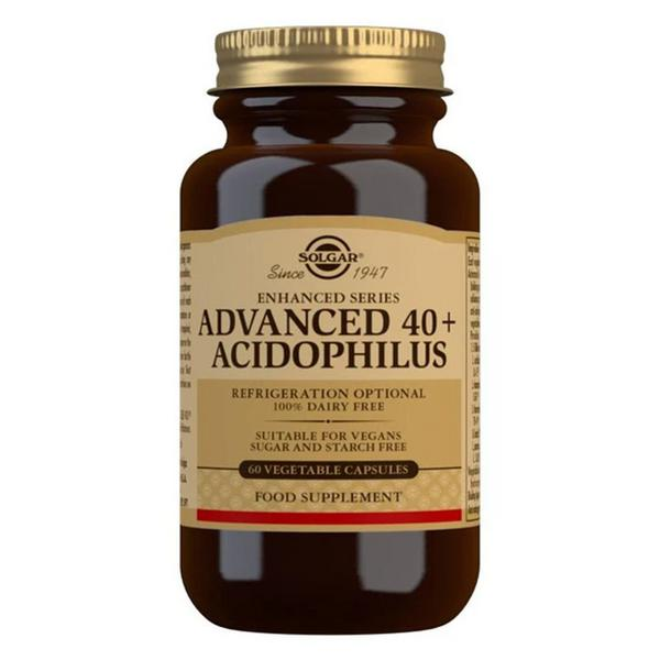 Advanced 40+ Acidophilus Probiotic Vegan