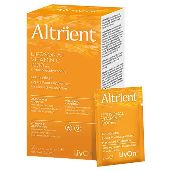 Altrient Liposomal Vitamin C Supplement