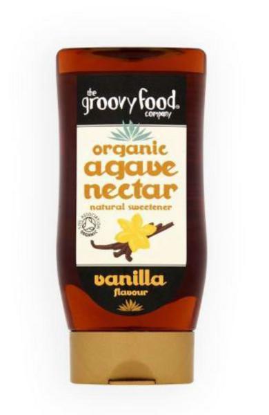 Vanilla Agave Nectar Vegan, ORGANIC