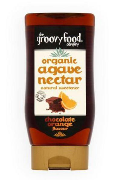 Chocolate & Orange Agave Nectar Vegan, ORGANIC