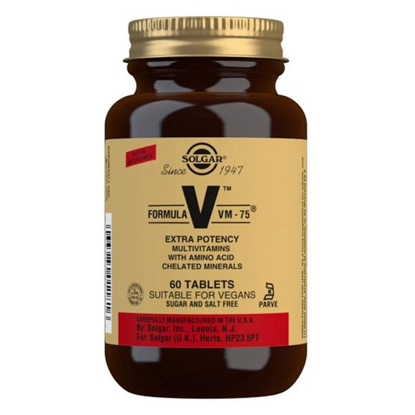 Multi Vitamins VM75 Vegan