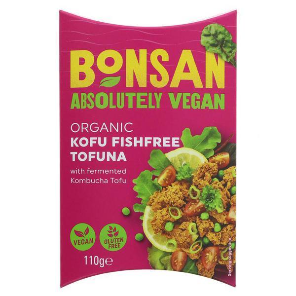 Kofu Tofuna Tofu Gluten Free, Vegan, ORGANIC