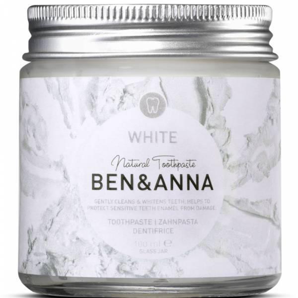 Natural White Toothpaste Vegan