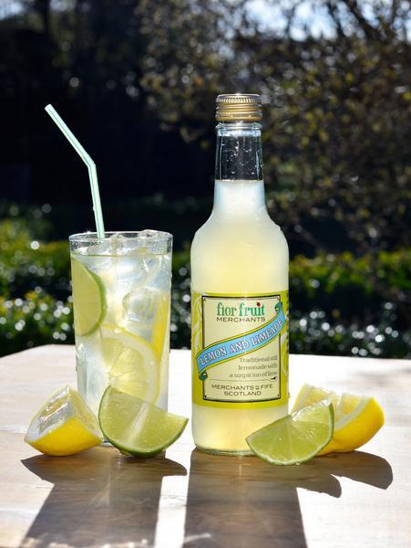 Traditional Still Lemon and Limeade