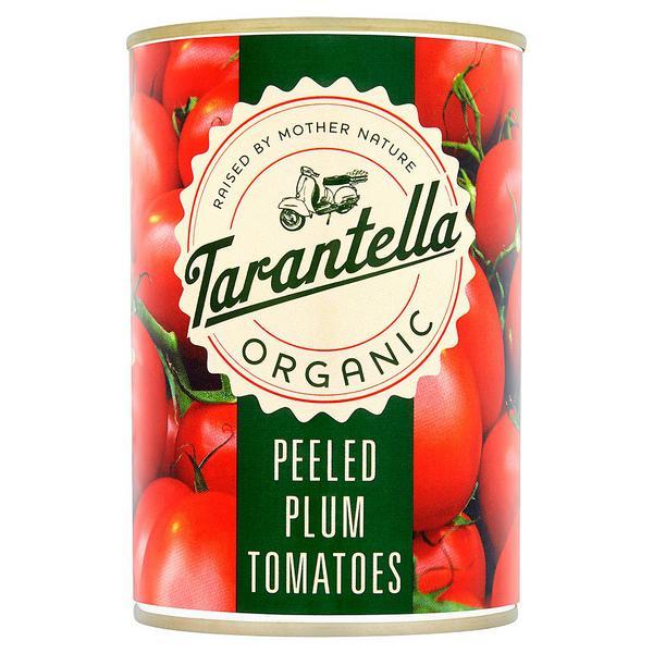 Peeled Plum Tomatoes ORGANIC